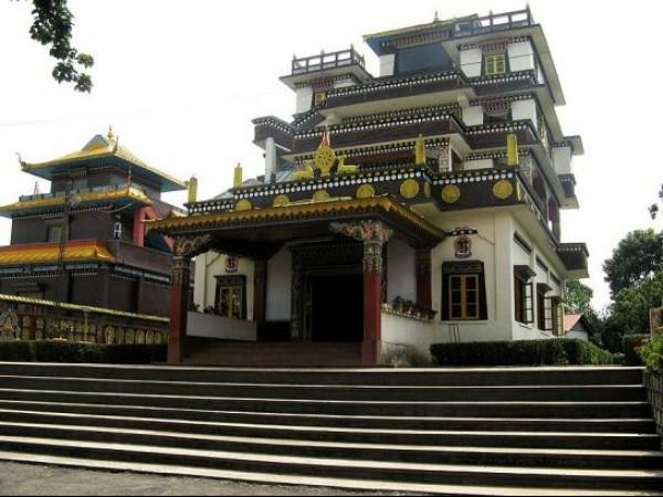 Namchi photos, Namchi monastery