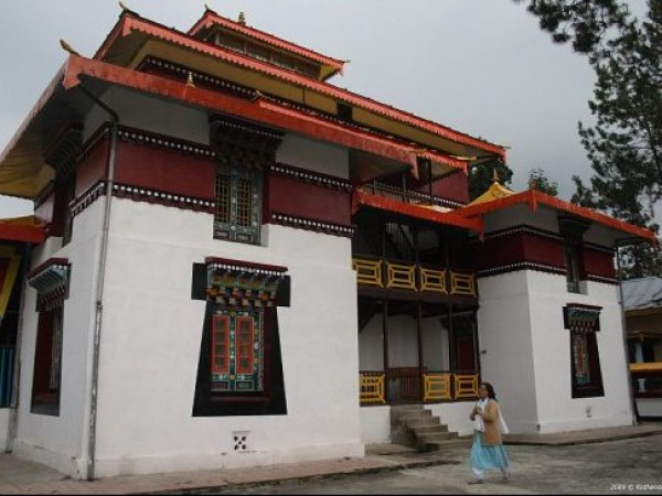 Gangtok photos, Enchey Monastery - A Close View