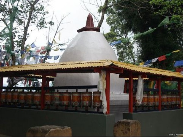 Gangtok photos, Enchey Monastery - Image