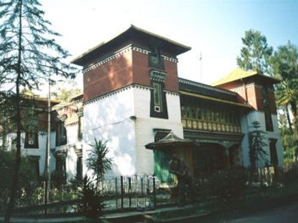 Gangtok photos, Namgyal Institute of Tibetology - Institute