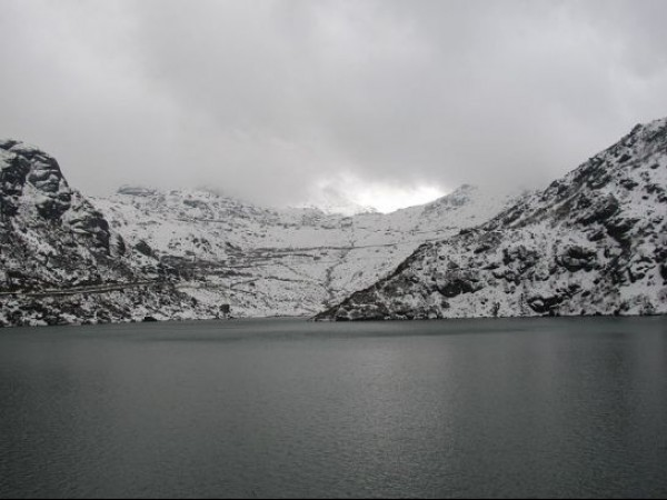 Gangtok photos, Tsongmo or Changu lake - Lake