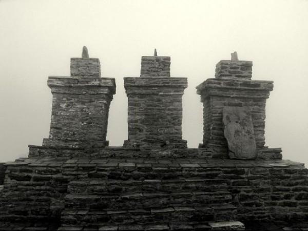 Pelling photos, Rabdentse Ruins