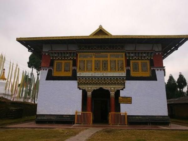 Pelling photos, Sangachoeling Monastery