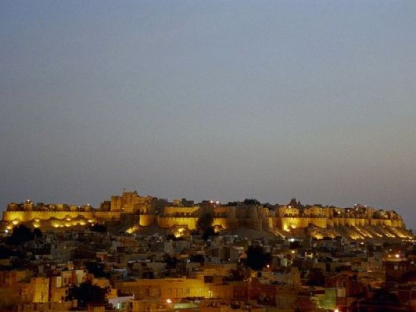 Jaisalmer photos, Jaisalmer Fort - A View