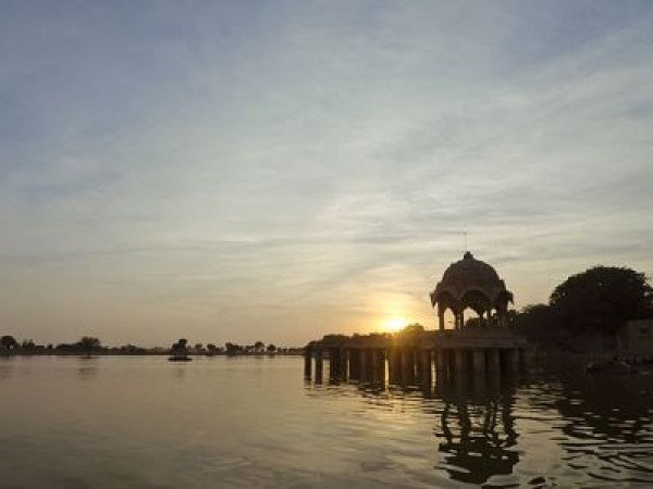 Jaisalmer photos, Gadsisar Lake - Lake