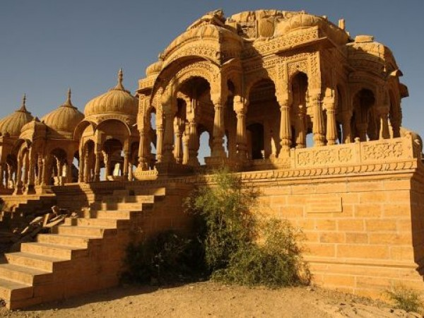 Jaisalmer photos, Bada Bagh - Fort