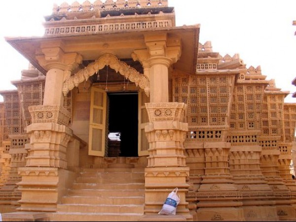 Jaisalmer photos, Lodurva - Beautiful View