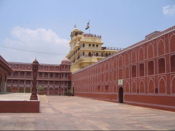 Jaipur photos, City Palace - Museum