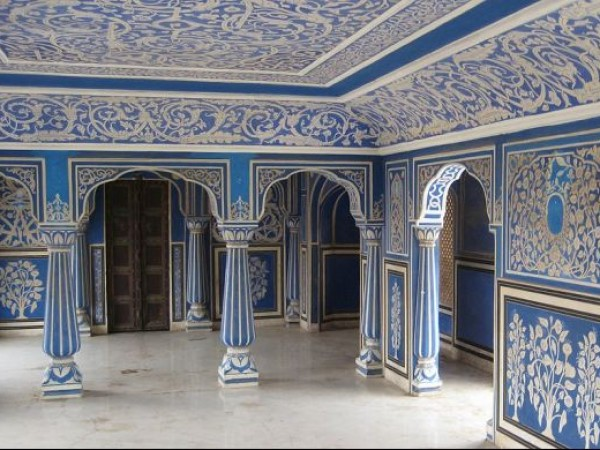 Jaipur photos, City Palace - Interiors of City Palace