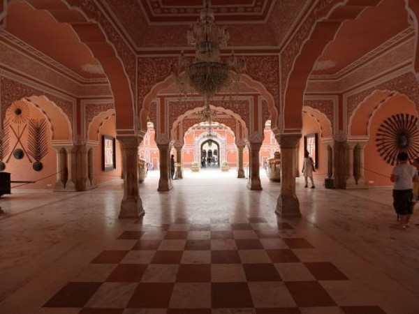 Jaipur photos, City Palace - Diwan - I - Khas