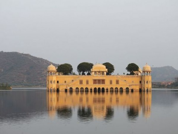 Jaipur photos, Jal Mahal - Beautiful