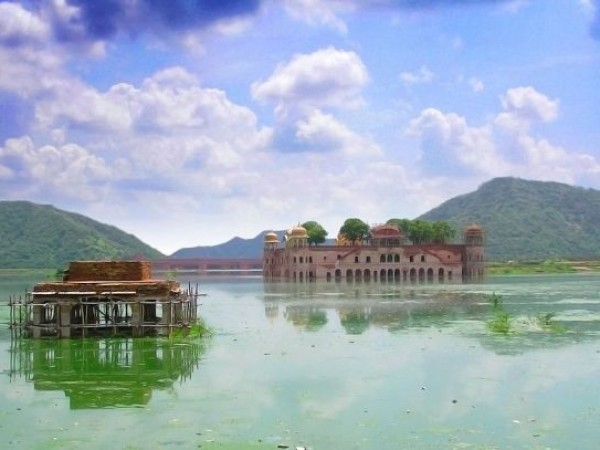 Jaipur photos, Jal Mahal - Palace