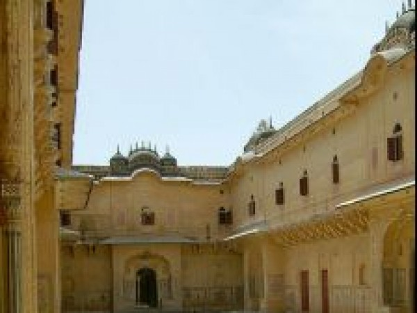 Jaipur photos, Nahargarh Fort - Inside view