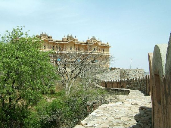 Jaipur photos, Nahargarh Fort - Beautiful View