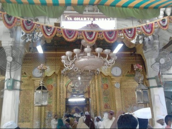 Ajmer photos, Dargah Sharif - Inside view
