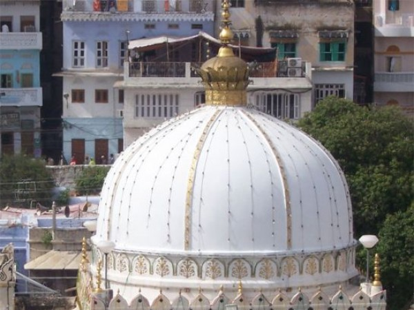 Ajmer photos, Dargah Sharif - A view of dome