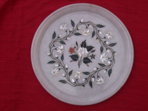 Ajmer photos, Archaeological Museum - Marble Plate