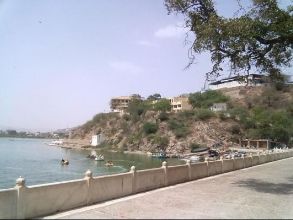 Ajmer photos, Ana Sagar Lake - Neat image