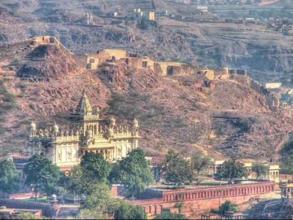 Jodhpur photos, Jaswant Thada - Marvel