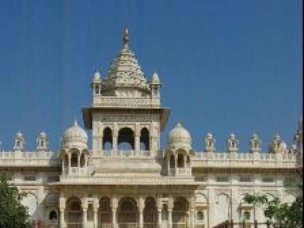 Jodhpur photos, Jaswant Thada - White Marble