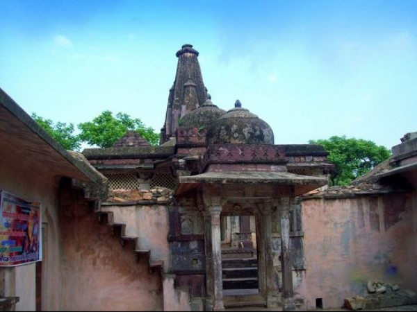 Ranthambore photos, Ranthambore Fort - Jain Temple