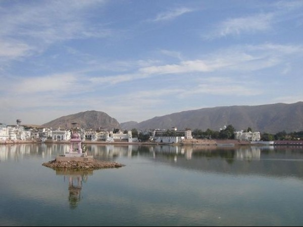 Pushkar photos, Pushkar Lake