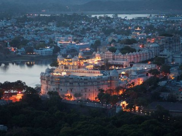 Udaipur photos, City Palace