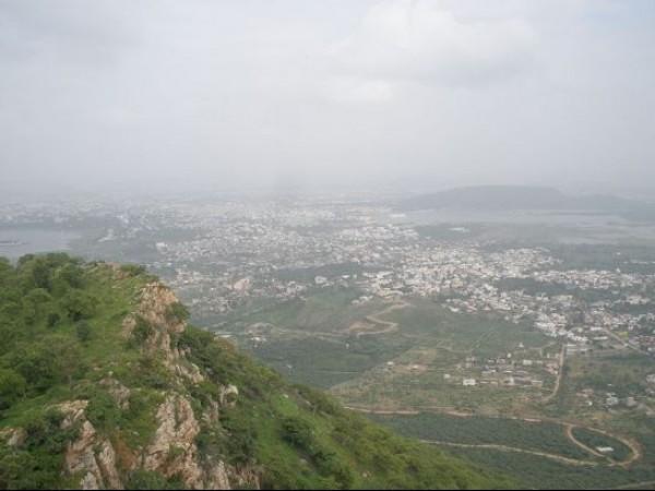 Udaipur photos, Sajjangarh