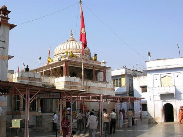 Sawai Madhopur photos, Kaila Devi Temple - Temple