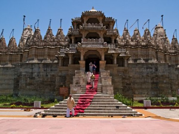 Ranakpur photos, Ranakpur Jain Temple - Popular temple