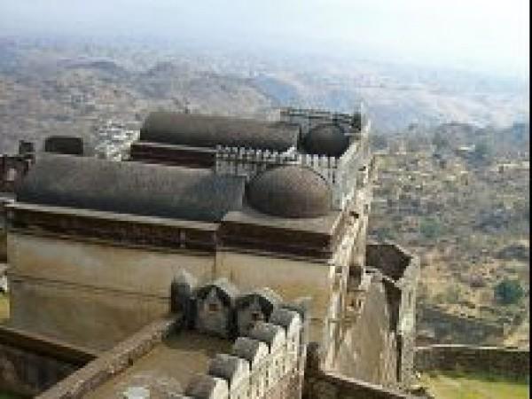 Kumbhalgarh photos, Kumbhalgarh Fort - Scenic view