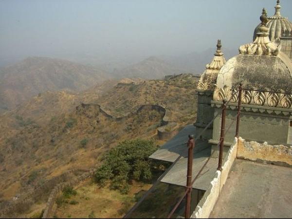 Kumbhalgarh photos, Kumbhalgarh Fort - Walls