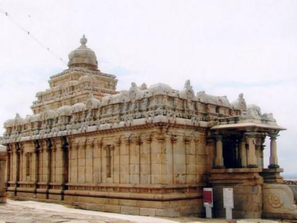 Sravanabelagola photos, Chandragiri Temple - Chavundaraya Basadi