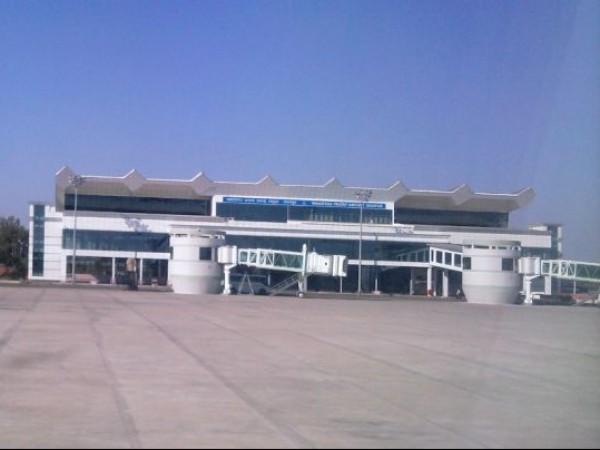 Udaipur photos, Udaipur Airport Terminal