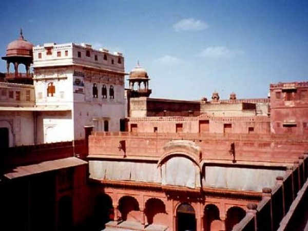 Bikaner photos, Junagarh Fort - Interiors