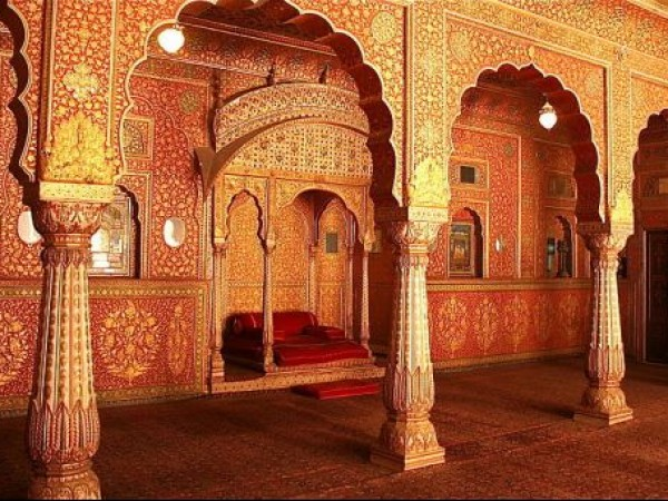 Bikaner photos, Junagarh Fort - Anup Mahal