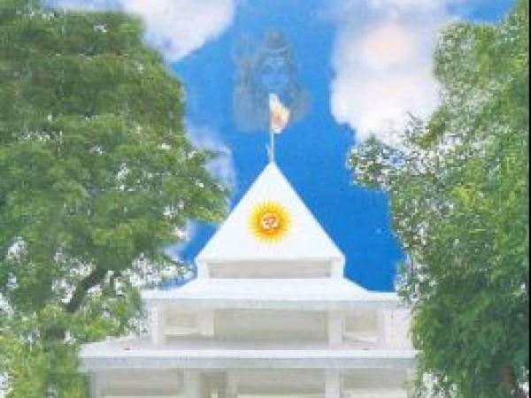 Baran photos, Manihara Mahadev Mandir - Front view