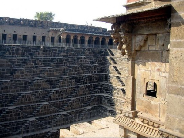 Abhaneri photos, Chand Baori - Beautiful Steps