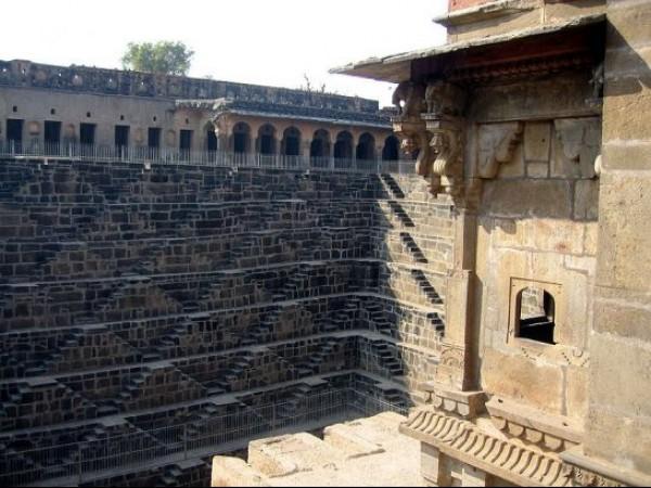 Abhaneri photos, Chand Baori - Beautiful Steps