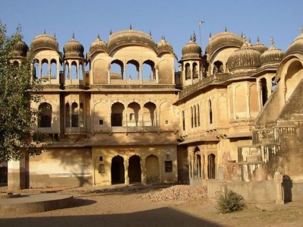 Shekhawati photos, Nawalgarh - Beautiful Haveli