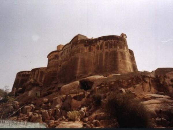 Shekhawati photos, Lakshmangarh - Fortress