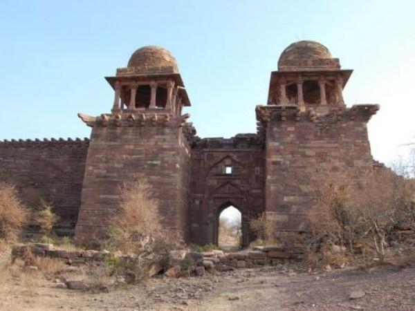 Karauli photos, Timangarh Fort - Fort