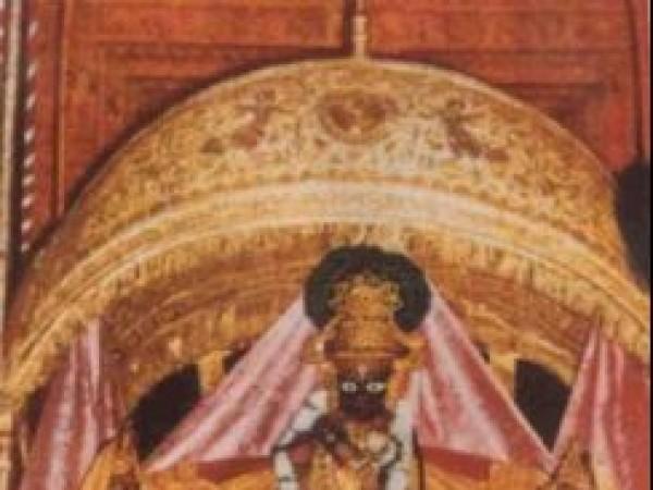 Karauli photos, Madan Mohanji Temple - Idol