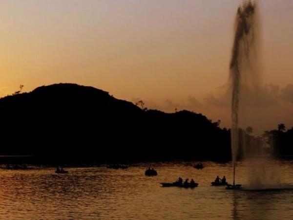 Mount Abu photos, Nakki Lake - During Sunset