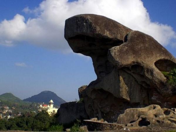 Mount Abu photos, Toad Rock