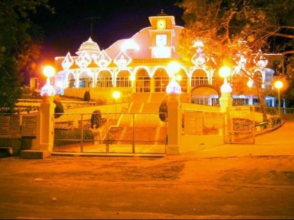 Mount Abu photos, Brahma Kumaris Spiritual University - Om Shanti Bawan