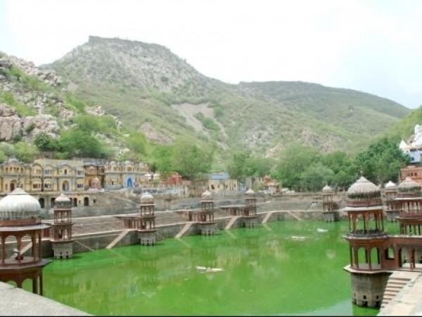 Alwar photos, Sagar Lake - Scenic Sagar