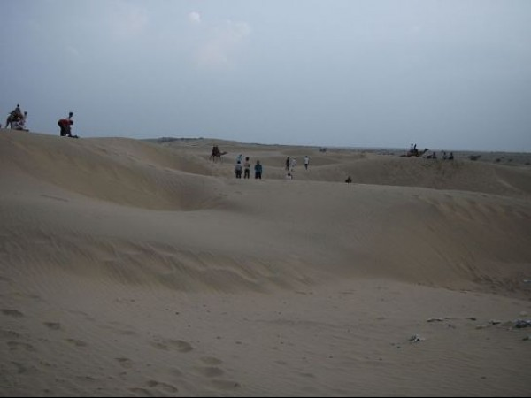 Jaisalmer photos, Sam Sand Dunes