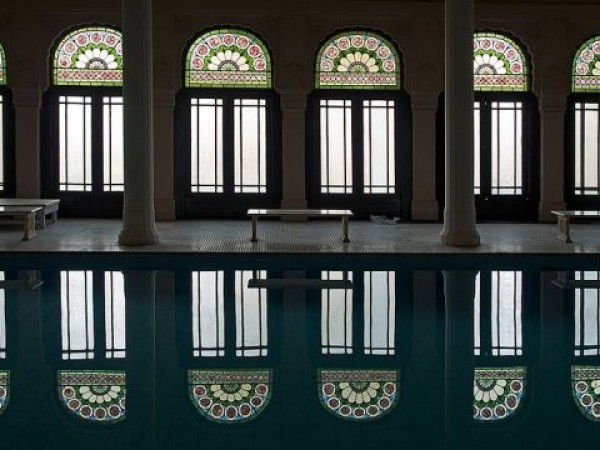 Bikaner photos, Lallgarh Palace - Reflections