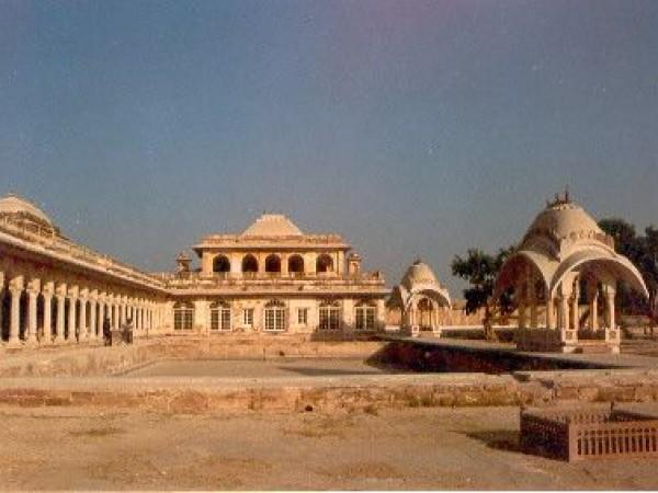 Nagaur photos, Nagaur Fort - A View